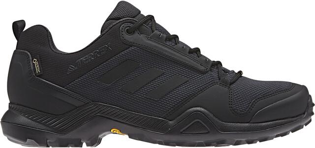 adidas TERREX AX3 Gore-Tex Hiking Shoes Waterproof Men core black/core black/carbon